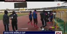 Togo vs Uganda 0-1 Farouk Miya Goal  CAF Qualification 12-11-2015