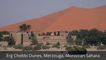 Erg Chebbi Dunes, Merzouga, Moroccan Sahara, Most amazing places, World Most Beautiful Pla