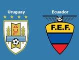 Ecuador vs Uruguay 2-1 ~ All Goals and Highlights