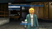 SCARY SLASHER | HALLOWEEN SPECIAL (GTA 5 Funny Moments)
