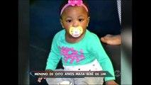 EUA: Menino de 8 anos mata bebê e pode ir para a cadeia