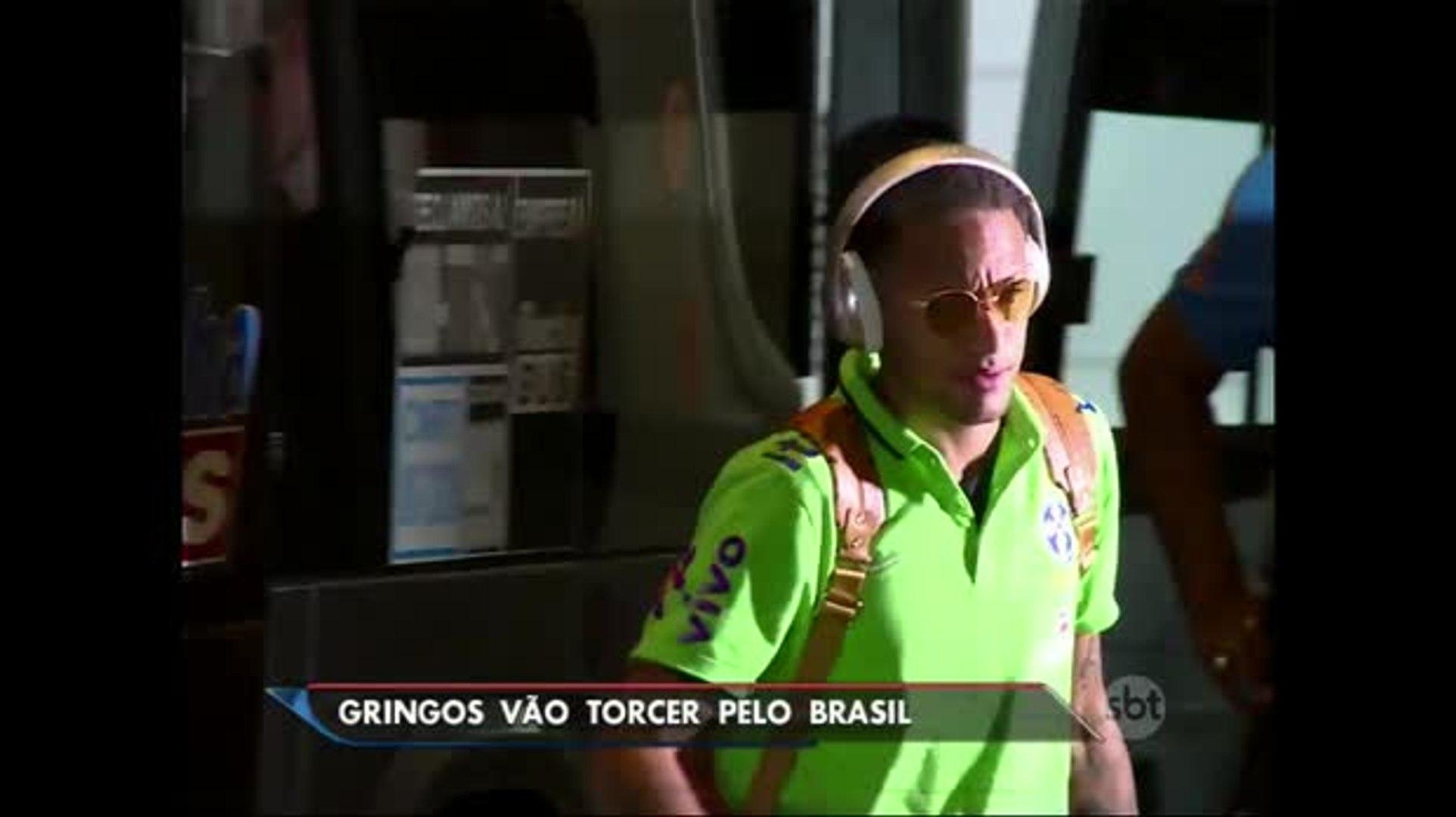 Seleção Brasileira terá torcida extra na Argentina