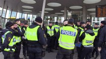 Sweden reinstates border controls, with passport checks on train