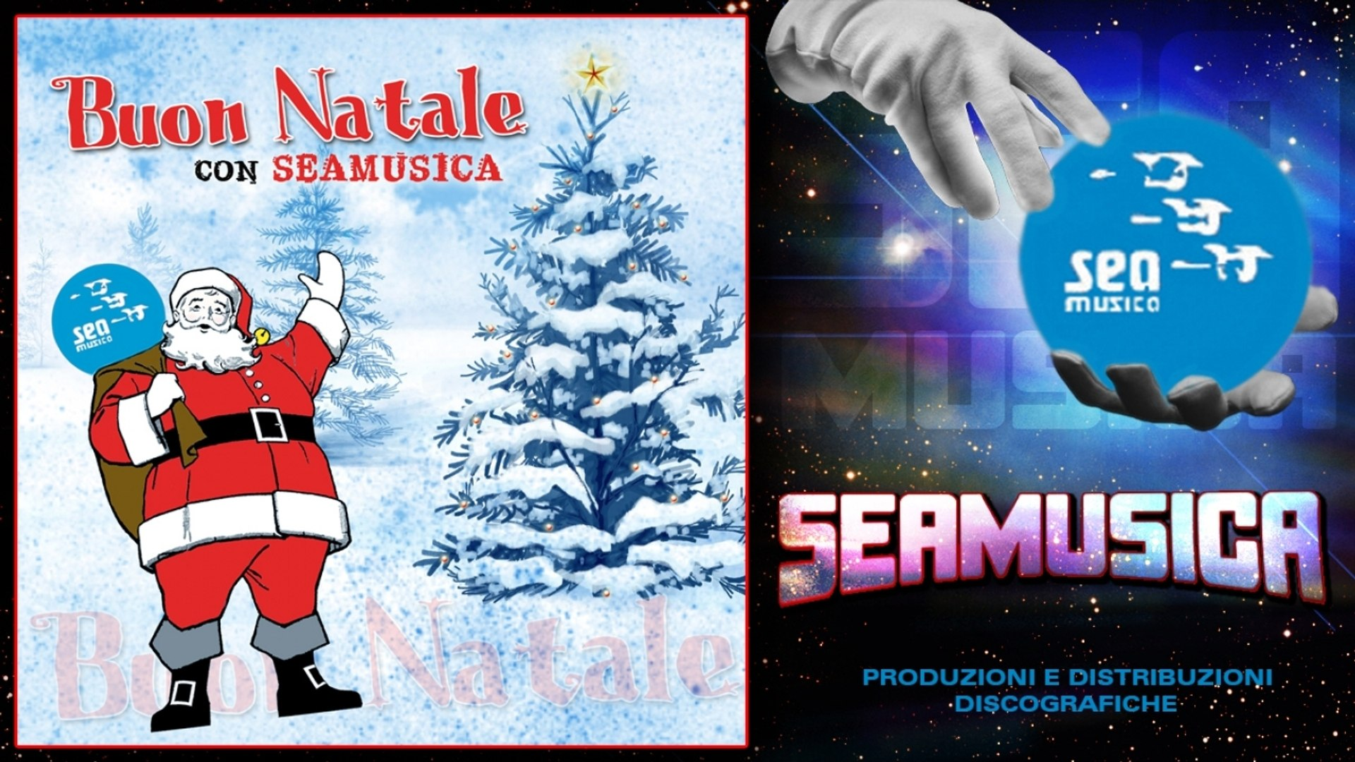 Angelo Cavallaro Buon Natale.Artisti Vari Buon Natale Con Seamusica Video Dailymotion