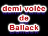 Image de 'demi volée de Ballack'