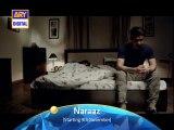 naraaz ary digital upcoming drama promo 9-faisal quraishi-sarah khan