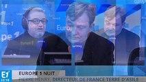 """Henry : """"L'Europe est divisée devant ce phénomène migratoire"""""""