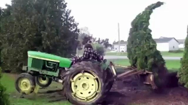 Man vs Mother Nature