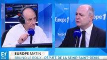 """Le Roux : """"Le Premier ministre ne pratique pas la politique de l'autruche"""""""
