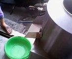 Máy rửa khoai lang, máy rửa chà vỏ khoai lang khoai môn, máy rửa khoai, LH 0978106359