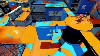 Nintendo Direct novembre 2015 (2 nouvelles arènes) de Splatoon