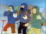 Tintin Dansk, 17 Tintin I Tibet Del 2