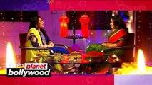 Vidya Balan celebrates Diwali with zoom - EXCLUSIVE