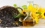 Sunflower Oil Benefits for Skin,  strong bones and prevent heart disease