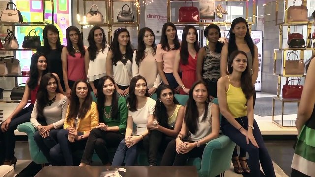 The Next Miss Universe Malaysia 2015 EP 1 (2/4)