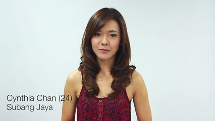 Introducing The Next Miss Universe Malaysia 2014 Finalists: Cynthia Chan