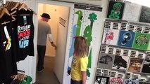 The Changing Room - Girls Locker Room Prank