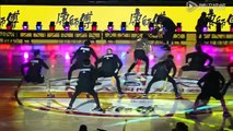 151014 Zhang Yixing Lay Performance @ NBA Global Games Halftime