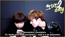 [LEGENDADO PT-BR] GOT2DAY #20 Youngjae + Yugyeom
