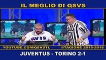 QSVS - I GOL DI JUVENTUS - TORINO 2-1 - TELELOMBARDIA - TOP CALCIO 24