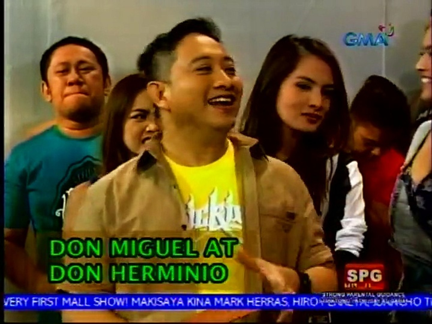 Ang dating Doon Bubble Gang 2012