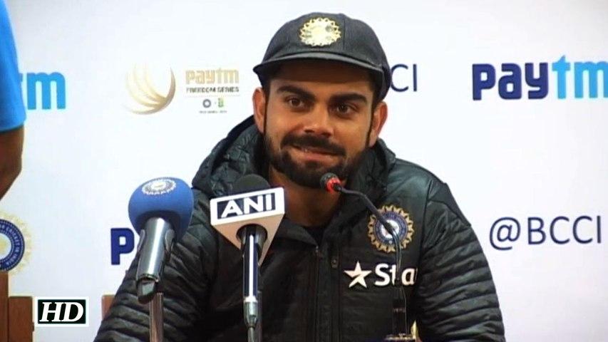 IND vs SA 2nd Test Virat Kohli keen on winning Bengaluru Test