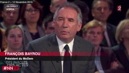 "Charles Consigny : ""depuis 10 ans, Bayrou ne fait rien"""