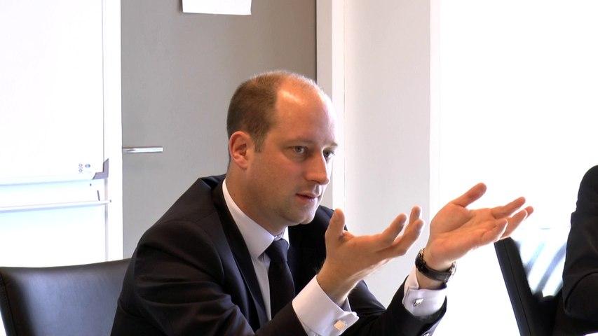 Conférence M. Loïc Hervé - Sénateur - Les relations entre la vallée et la montagne.