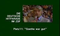 Rudi Carrell - Goethe war gut 1978