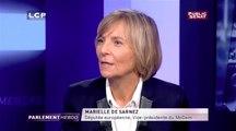 Parlement Hebdo : Marielle de Sarnez, députée européenne, vice-présidente du MoDem