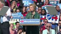 Clinton Leading In Delegates