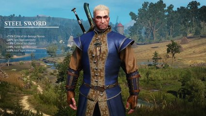 Part 2 - Hearts of Stone de The Witcher 3 : Wild Hunt