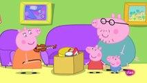frozen Peppa Pig Instrumentos musicales la colmena feliz