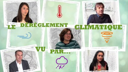 Laurence Tubiana et l'alliance sur le climat