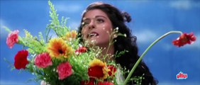 A R Rahman Hit Song - Aawara Bhawren Jo Hole Hole Gaaye, Kajol, Sapnay Song - 4K Ultra HD Video