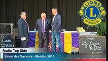 Salon de Saveurs 2015 - Part 1 12h15 Inauguration officielle du salon