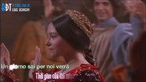 [ Vietsub + Lyrics ] A time for us / Un Giorno Per Noi  || Luke Kennedy ( Romeo and Juliet 1968 )