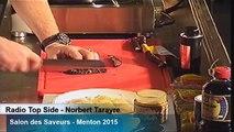Salon de Saveurs 2015 - Part 3 16h30 Norbert Taraye en défi culinaire