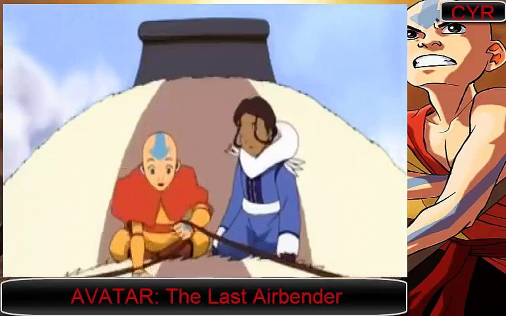 Avatar The Last Aİrbender Season 1 Episode 3 The Southern Air Temple