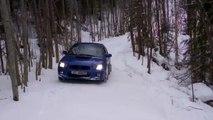 Subaru Impreza Fail | Slipping and Sliding