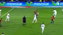 Santi Cazorla Goal - Spain 2 - 0 England
