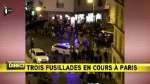 fusillades a paris