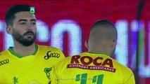 Fútbol en vivo. Huracán - Defensa y Justicia. Fecha 16 del torneo de Primera División.