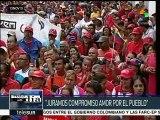 Venezuela: Gran Polo Patriótico inicia campaña electoral