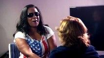 Globo promove encontro de fãs cegos com seus ídolos da TV; veja bastidores