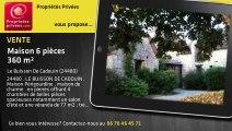 A vendre - Maison - Le Buisson De Cadouin (24480) - 6 pièces - 360m²