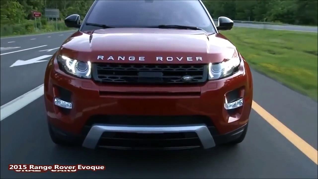 2015 Range Rover Evoque vs. 2015 Range Rover Sport