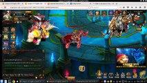Bug AGAIN - League of Angels - Cross Server Wyrm Race