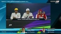 F1 2015 Brazilian GP - Post Qualifying Press Conference