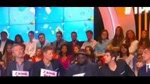 Nikos Aliagas répond à Gilles Verdez sur The Voice Kids